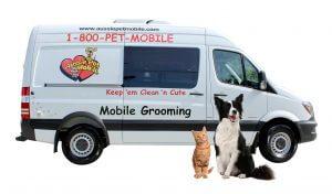 Aussie Pet Mobile Van
